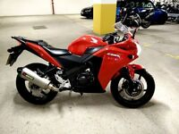 Honda CBR 125r spares or repairs. Only 7k miles