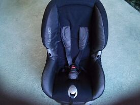 Maxi -Cosi priory car seat. Good condition. No accidents and used for one child only.