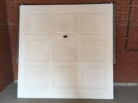 Garage door (fibre glass)