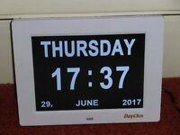LED Display calendar Clock