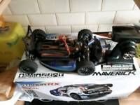 RC Car/ Maverick / 110 Rally Edition