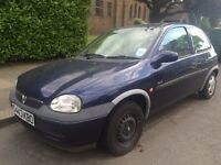 Vauxhall Corsa 1.2 16V Great Condition Low Mileage Ready For A New Home £450 ONO