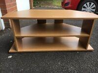 Ikea Pine Effect TV Stand