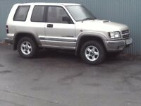Isuzu Trooper Turbo Diesel 4x4