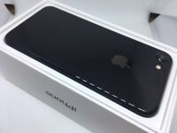 Apple iPhone 7 - 128GB - Shiny Black (Unlocked) - Great Condition - Quality Phone - Box Included