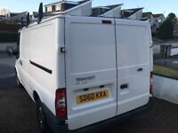Very low mileage Transit T260 van. Great condition