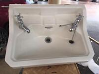Sink with all bits