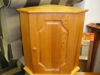 PINE BATHROOM CABINET at Haven Housing Trust's charity shop