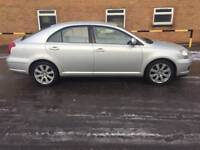 2008 TOYOTA AVENSIS 2.2 D-4D REDUCED £1790