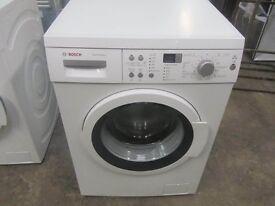 Bosch Serie 6 WAQ243D1GB Front-Loading Washing Machine - 8 kg - White
