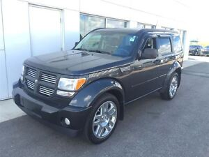 2011 Dodge Nitro SXT 4X4 Leather Moonroof and more!!