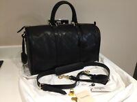 Chanel duffle gym weekend bag. Genuine leather