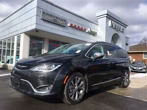 2017 Chrysler Pacifica LIMITED,LEATHER,ALLOYS,NAV,360 CAM,