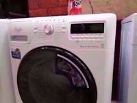 WHIRPOOL A+++ class washing machine 9Kg 1400 spin