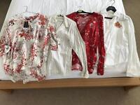 4x size 16 blouses (from left):
