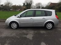 2005 Renault GRAND SCENIC 7Seat With 12 Month MOT PX Welcome