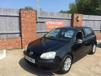 2006 Volkswagen Golf s 1.4 full history .......3 Months Warranty