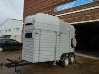 RICE BEAUFORT VINTAGE HORSE / CATERING TRAILER SELF BUILD