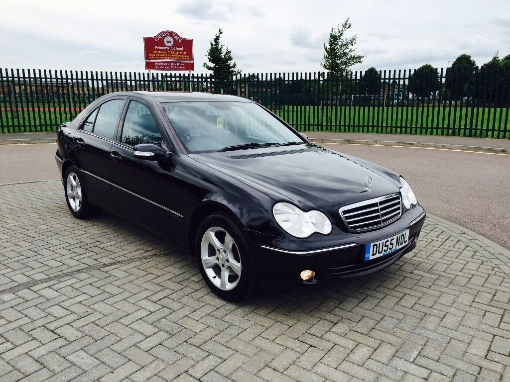 2006 black mercedes benz c class c200 cdi 5 door manual in watford hertfordshire gumtree. Black Bedroom Furniture Sets. Home Design Ideas