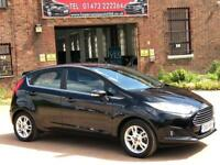 FORD FIESTA ZETEC (black) 2015