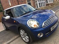 Mini Cooper D, 1.6 diesel, 2007 !! FACELIFT, SAT-NAV, XENON LIGHTS *****bargain*****