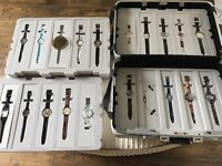 Swatch watch 007 collection