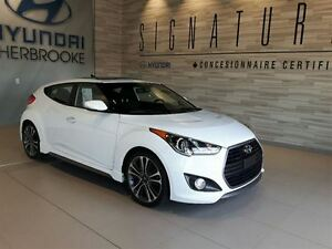 2016 Hyundai Veloster TURBO + TOIT PANORAMIQUE + CUIR