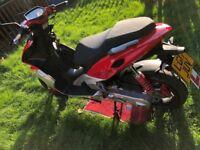 2017 Neco GPX 50cc moped
