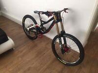 Specialised demo 8 II HUGE SPEC, D/H, downhill, mountain bike