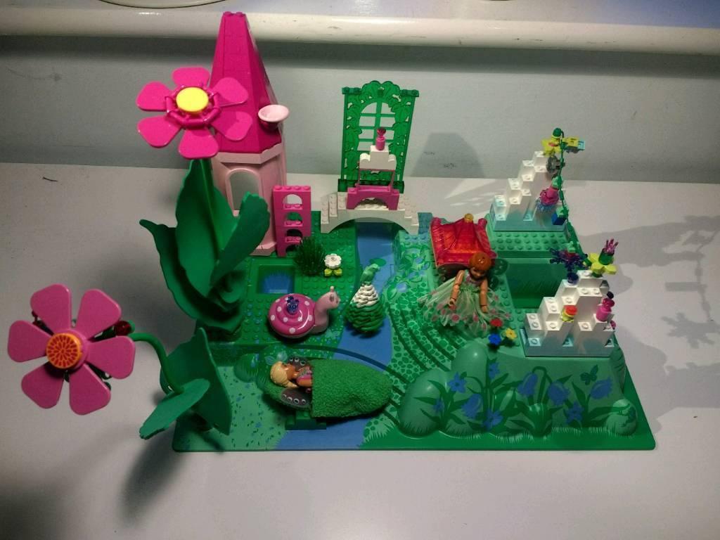 Lego fairy garden