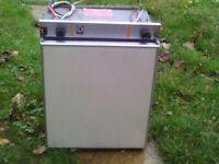 electrolux 3 way fridge