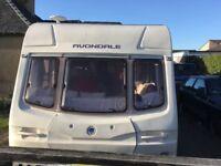 Caravan Avondale Rialto 480-2 2001