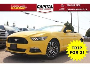 2017 Ford Mustang GT PREMIUM V8 | CONVERTIBLE | NAV | HEATED & C