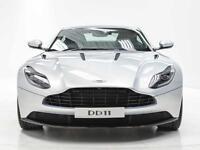 Aston Martin Db11 V12 (silver) 2017-02-02