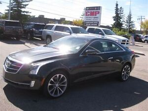 2015 Cadillac ATS 3.6lawdperformancecoupenavsunroof