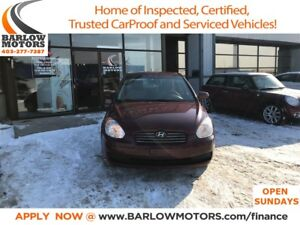 2010 Hyundai Accent GLS ** WINTER SPECIAL **