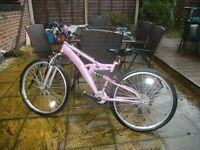 Ladies Mountain Bike - Like new