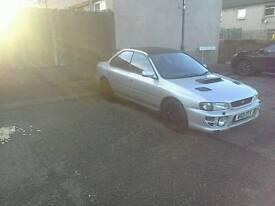 Subaru impreza wrx/sti quick sale