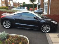 Peugeot RCZ 2010 - 53000 miles very good condition