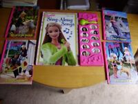 Books, Barbie books, great condition