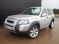 2005 Land Rover Freelander 1.8 XEi Special Edition 5dr 12 Months MOT May Px