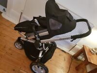 Quinny buggy travel system