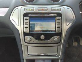 Ford Mondeo 2.0 petrol Zetek 7inch Sat Nav, Bluetooth, parking sensors 77K miles MOT till March 2019