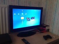"SAMSUNG LED HD TV 26"" PERFECT CONDITION"
