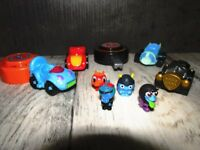 Mini Moshi Monster Car Playset.