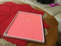 iPad Air 2 silicon Smart Cover pink (almost new)
