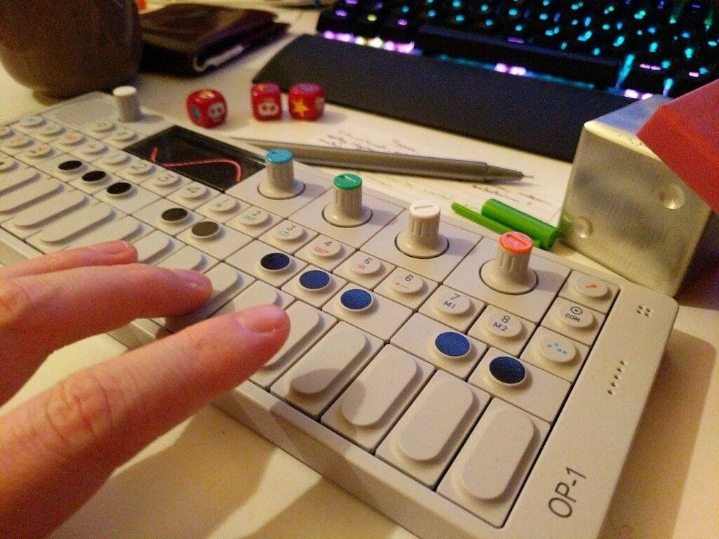 Teenage Engineering OP-1 Synthesizer Sampler Controller OP1 | in Mansfield,  Nottinghamshire | Gumtree