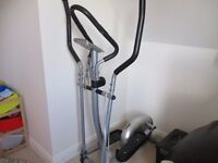 cross trainer barely used