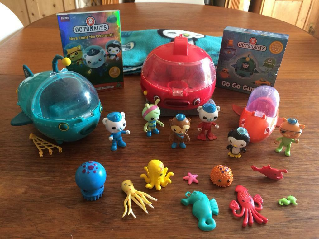 OCTONAUTS - Gup Vehicles + Various items | in Wymondham, Norfolk ...