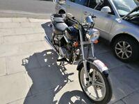 2016 Lexmoto Arizona only two years old, low mileage Honda SYM Suzuki Yamaha 125cc